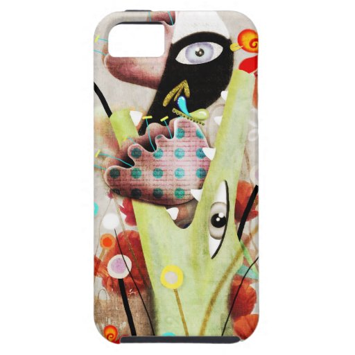 Whimsical collection cases Winter 2012 iPhone 5 Cover
