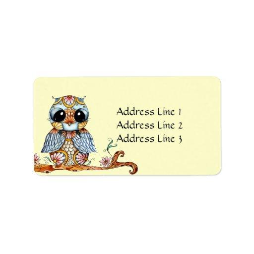 Origami Owl Address Labels
