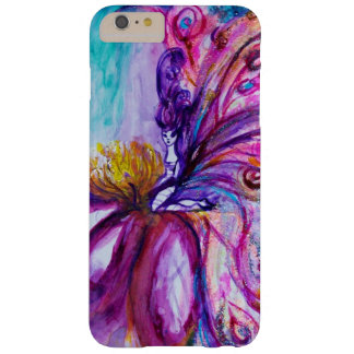 WHIMSICAL CUTE FLOWER FAIRY IN PINK,GOLD SPARKLES BARELY THERE iPhone 6 PLUS CASE