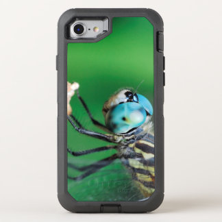 Whimsical Cute Garden Dragonfly OtterBox Defender iPhone 7 Case