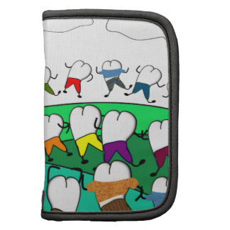 Whimsical Dental  Tooth Art Gifts Organizers