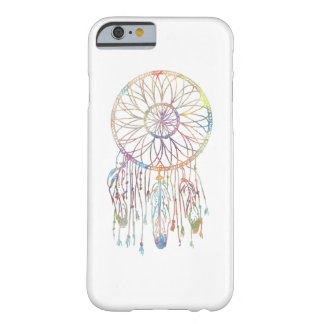 Whimsical Dream Catcher Watercolor Girly Barely There iPhone 6 Case