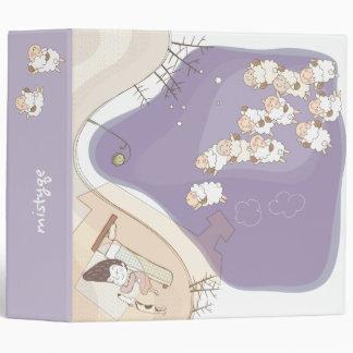Whimsical Dreamscape 3 Binder