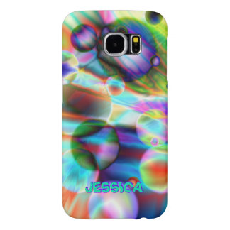 WHIMSICAL DREAMSCAPE SPACE, PLANETS SAMSUNG GALAXY SAMSUNG GALAXY S6 CASE