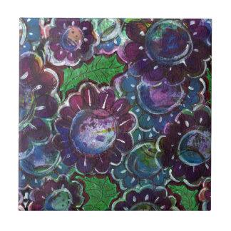 Whimsical Faerie Garden Tile