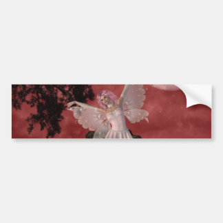 Whimsical Fairy Bumper Stickers