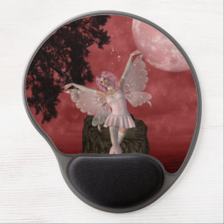 Whimsical Fairy Gel Mouse Mats
