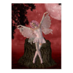 Whimsical Fairy Postcard