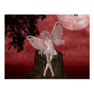 Whimsical Fairy Postcard
