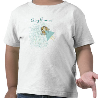 Whimsical Fairy Wedding Party T-shrits Shirts
