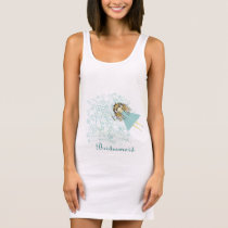 Whimsical Fairytale Wedding Party T-shirt Tunic