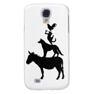 Whimsical Farm Animals Covers