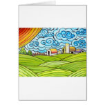 Whimsical Farm Greeting Cards