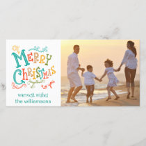 Whimsical, Festive & Fun Christmas Holiday Photo