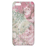 Whimsical Florals Cover For iPhone 5C