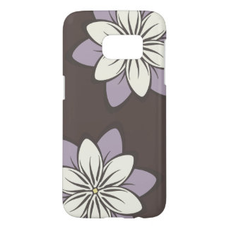 Whimsical Flowers Samsung Galaxy S7 Case