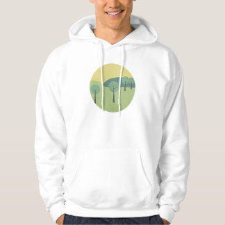 Whimsical Forest Hoodie
