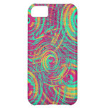 whimsical Fractal iPhone barely there case iPhone 5C Case