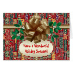 Whimsical Gifts Greeting Card