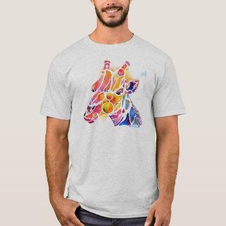 Whimsical Giraffe T-Shirt