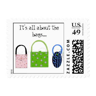 Whimsical Handbags Postage