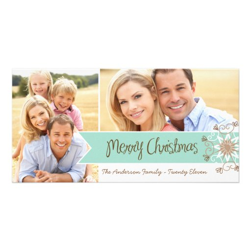 Whimsical Holiday Photo Cards