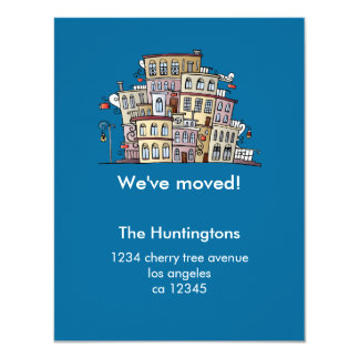 Whimsical Home 2 Moving Announcement
