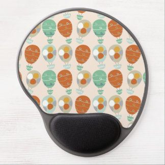 Whimsical Hot Air Balloons Gel Mouse Pad