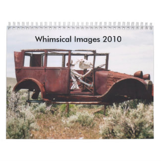 Whimsical Images 2010 Calendars