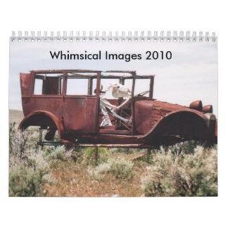 Whimsical Images 2010 Calendar
