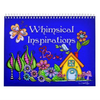 Whimsical Inspiration Calendar