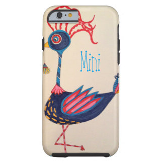 Whimsical iPhone 6 Hard Case