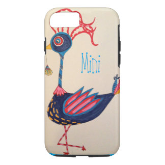 Whimsical iPhone 7 Hard Case