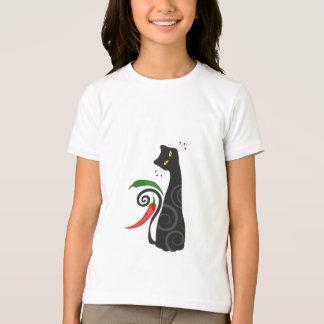Whimsical Kitty T-Shirt