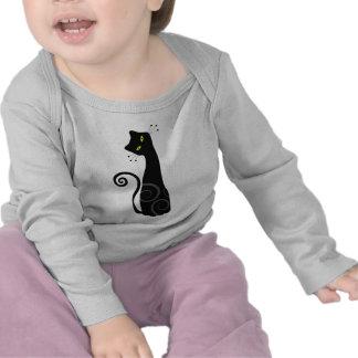 Whimsical Kitty Shirt