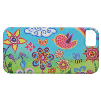 Whimsical Landscape iPhone 5 Covers
