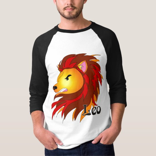 Whimsical Leo Apparel T-Shirt