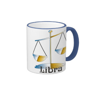 Whimsical Libra Mugs