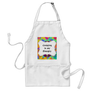 Whimsical Lollipop Candy Tree Colorful Abstract Un Adult Apron