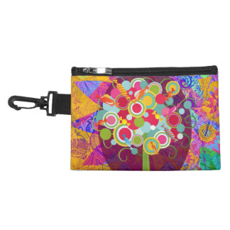 Whimsical Lollipop Candy Tree Colorful Abstract Un Accessories Bags