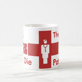 Whimsical Medical Doctor Mug