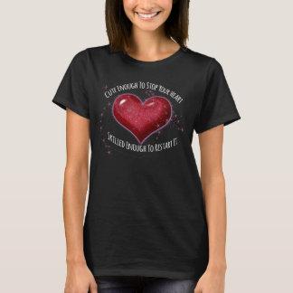 Whimsical Medical Professional Heart Stopper Shirt