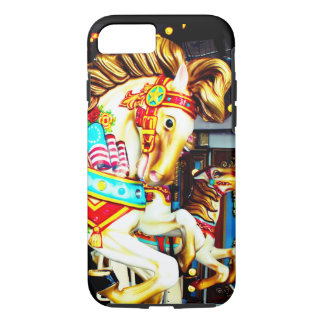 Whimsical Merry Go Round Carousel Horse iPhone 7 Case