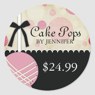 Whimsical Modern Bakery Price Tags