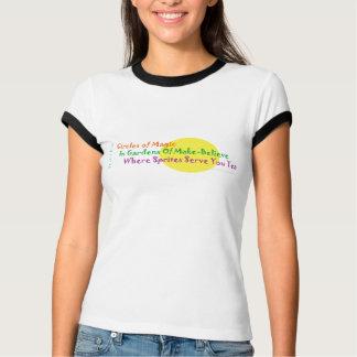 Whimsical Modern Haiku T-Shirt