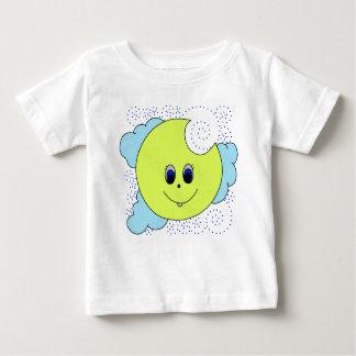Whimsical Moon Baby T-Shirt