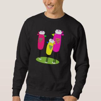 Whimsical Nurse Sweatshirt