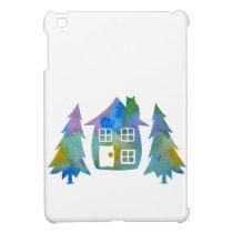 Whimsical Owl iPad Mini Covers