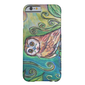 Whimsical Owl iPhone case