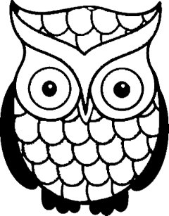 owl stamps gifts on zazzle